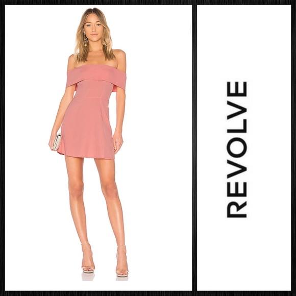 Revolve Dresses Revolve Aubrey Off The Shoulder Dress Pink Poshmark See more pink maxi and long dresses. revolve aubrey off the shoulder dress pink